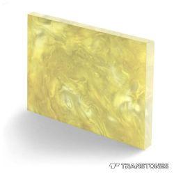 Onyx poli comptoir translucide matériaux décoratifs