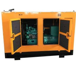 中国の工場価格防音180kVA Weichaiのディーゼル機関の発電機の大きい割引
