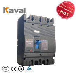 Échantillon gratuit Hot Sale DC 1500 v disjoncteur boîtier moulé MCCB