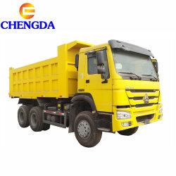Sinotruk Sinotruck 6X4 10 Wheeler 18 19 20 cbm rueda de 20m3 HOWO Dumper camiones volquete basculante