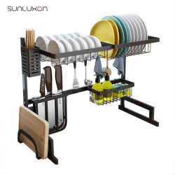 Новая конструкция из нержавеющей стали для установки в стойку кухонные полки хранения