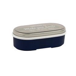 Food-Safe пластиковый контейнер для продуктов питания Бенто ланч-бокс с палочками