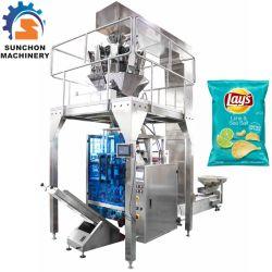 De automatische Verpakkende Machines van de Chips van de Banaan