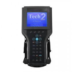 Tech2 Scanner de diagnóstico para GM/SAAB/Opel/Suzuki/motor Isuzu/Holden com Tis2000 em caixa de papelão do pacote completo de software