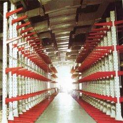 Almacenamiento Industrial Metal estantería Cantilever para madera