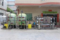 10t ro FRP Purificador de agua el equipo de tratamiento de agua