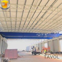 운전실 무선 리모콘 25 30 35 50톤 전기 다이어그램 이중 기더 천장 여행 중