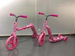 2019 оптовой пластиковые No-Pedal ребенка дети нажмите баланс трех колес велосипеда детей в инвалидных колясках с нажмите на рукоятку