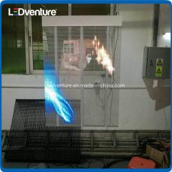 Edificio de cristal transparente de alta calidad LED Cartelera