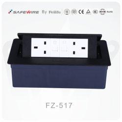 Cajas de montaje en superficie/Cable modular/OEM de fábrica de la consola de mesa