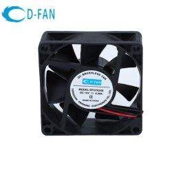 70X70X25 70mm de Hoge Ventilator van de Computer van de Stroom van de Lucht Stille Koel
