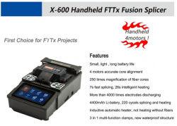 X-600 X-800 X-900 광 섬유 Fusion