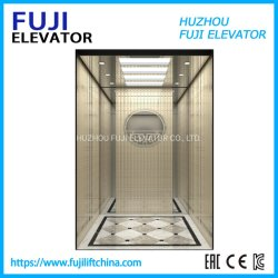 Fuji Vvvvf Control Observation Lift Panoramaaufzug Beifahrerseite Home Villa Observation Elevator Lift