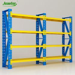 Rayonnage industriel utilisé Entrepôt de stockage en rack en acier de métal
