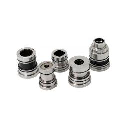 Os componentes do molde de injeção personalizados, Stampping peças, a cavidade do núcleo inserir as peças do molde punção de usinagem CNC morrer as peças do molde