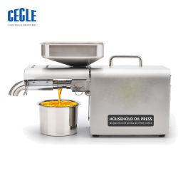 Ménage de déshydratation des boues de friction commerciale Presse à vis d'huile de la machine
