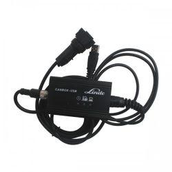 Scanner del camion dello strumento diagnostico del USB di Linde Canbox