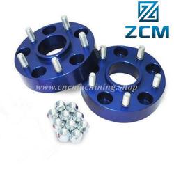 Shenzhen encomenda de pequenas dimensões personalizadas Metal CNC Precision rodando a usinagem de alumínio Volante Espaçadores