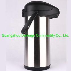 Damuge 2,5L/3L/ 3,5L/ 4L/ 5 liter RVS Pomp vacuüm warm water Airpot / Air Pot / Thermos / vacuümkan