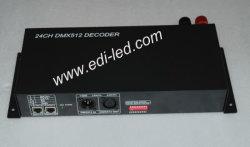RGB DMX-24CH индикатор декодера (ЭДИ-LC-DC03)