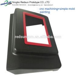2018新しいデザイン赤CNC014の精密CNCのプラスチック急速なプロトタイプ
