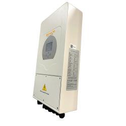محول الطاقة الشمسية الهجين مع وحدة التحكم في الشحن بالطاقة الشمسية MPPT بقدرة 100 أمبير في الساعة بدون بطارية