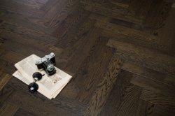 يعيش غرفة/جديات غرفة صلبة [ووود&هرد] أرضية خشبيّة/بلوط يهندس أرضية خشبيّة