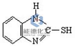 Acelerador de borracha 2-Mercaptomethylbenzimidazole (CAS n° 53988-10-6)
