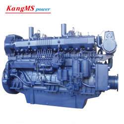 سلسلة HP 608 قطع غيار مستخدمة قارب صندوق التروس البحري السعر X6170zc608-3 محرك ديزل للبيع