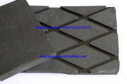 Fabric Reinforced Comfort Cow Rubber Sheet with +1ply+2ply+3ply Fabric/Cotton/Nylon/Ep-Cloth Insertion
