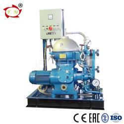 熱い販売ディスクスタック遠心分離機の比重の大きい燃料石油の清浄器のディーゼル油フィルター機械