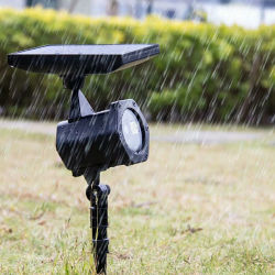 2.5W 강력한 태양 Laser 정원 램프