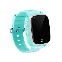 Heet verkoop GPS van Wirst van de Gift van de Vervaardiging Horloge van de Drijver van Jonge geitjes het Slimme