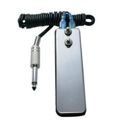 프리미엄 미니 휴대용 조명 타투 전원 공급 페달 스위치 문신 기계 건