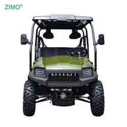 2021 مركبة المساعدة على الطرق الوعرة بجانب جانب المزرعة 4x4 4 مقاعد للبيع