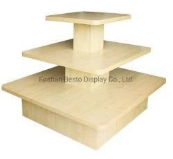 Aangepaste Wood Display Cabinet Showcase voor Retail Display Shops, Warehouse Organizer, Stores Decoration van de beste leverancier van Wood Display Cabinet