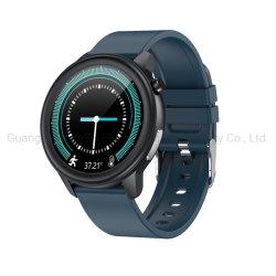 Rastreamento de fitness novo Health Watch Bracelete inteligentes E80 Via Fitness PPG de ECG do monitor de oxigenio Vigilância Smart Phone