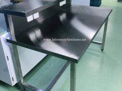 أثاث معمل تحميض من الفولاذ المقاوم للصدأ مقعد العمل من الفولاذ المقاوم للصدأ في نظيفة غرفة (JH-SS003)