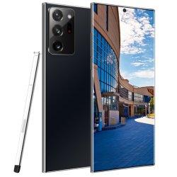 ملاحظة20u+ وحدة المعالجة المركزية: Mtk6580p 4 Core، شبكة سعة 3 جيجابايت، 2 جيجابايت + 16 جيجابايت، كاميرا 2 MP + 8 MP، 6.9 بوصة، هاتف محمول ذو شاشة كاملة