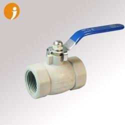 (NY-101) PA66 Plástico de Nylon Mini-Válvula de Esfera