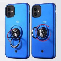 Защитный чехол для мобильного телефона с магнитным креплением для салона автомобиля кольцо держателя стойки крышку телефона для Galaxy