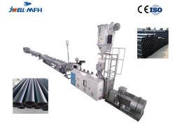 Jwell высокой автоматизации HDPE ПЭ трубы экструзии станочная линия