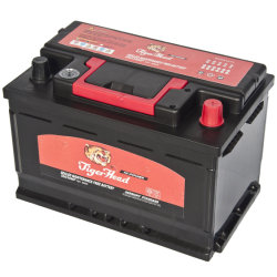 56038MF 12V60ah Maintenance-Free Auto de la batterie de stockage