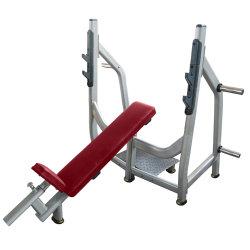 El levantamiento de pesas Banco/disminución de inclinación de banqueta gimnasio plana Barbell/Pesa entrenar