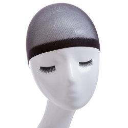 Cerca de Nylon fabricante final el almacenamiento de redes de cabello de lujo peluca de tejido de la cúpula la tapa para las mujeres negras