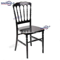 Sinoworld 백색 플라스틱 PP 수지 Monoblock 나폴레옹 의자 Chiavari 의자