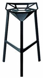 Moderne Metalen meubelen Magis Stacking Barkruk One