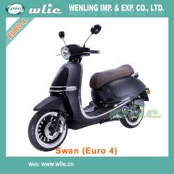 Moto moto moto moto essence 49cc 50cc essence moteur essence Retro EEC et COC Scooter Swan 50 (Euro 5)
