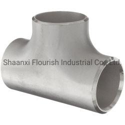 接合溶接された等しいティーのまっすぐなティーのステンレス鋼ASTM A403/A815