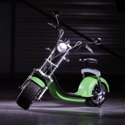Ship 1000W Electric Scooter都市Coco Big Tire Adult Sport Citycocoに用意しなさい